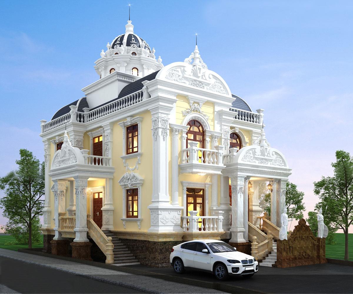 Dinh thự đẹp nhất