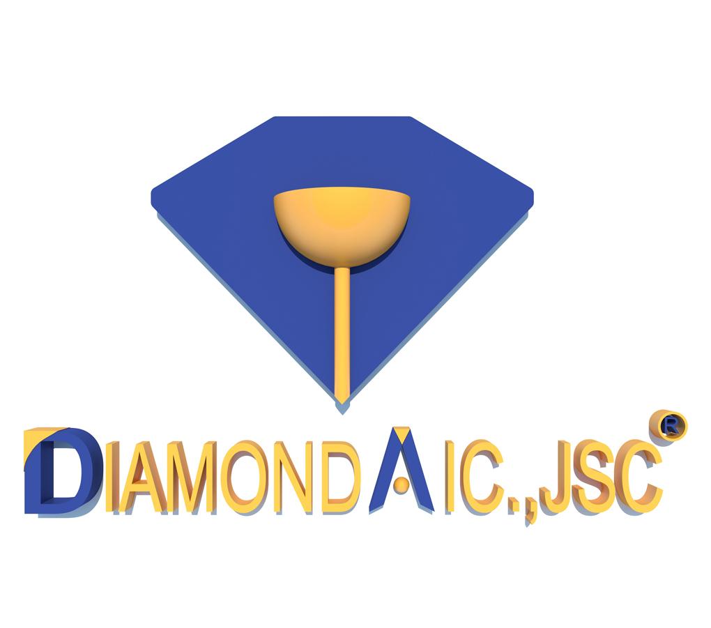 LOGO CÔNG TY DIAMONDAIC.,JSC